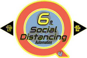 Social Distancing Automation